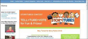 StoryTube website