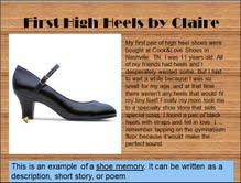 Multimodal Shoe Poems and Digital Writers Workshop (5/6)