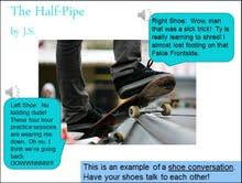 Multimodal Shoe Poems and Digital Writers Workshop (6/6)