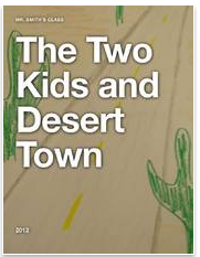 Two Kids and a Desert Town