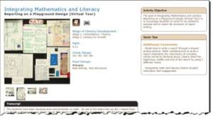 math & literacy