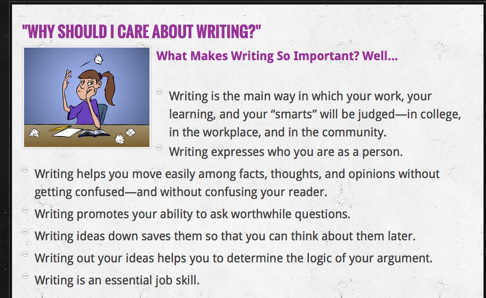 expository writing examples for kids