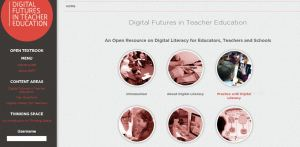 Digital Futures in Teacher Education