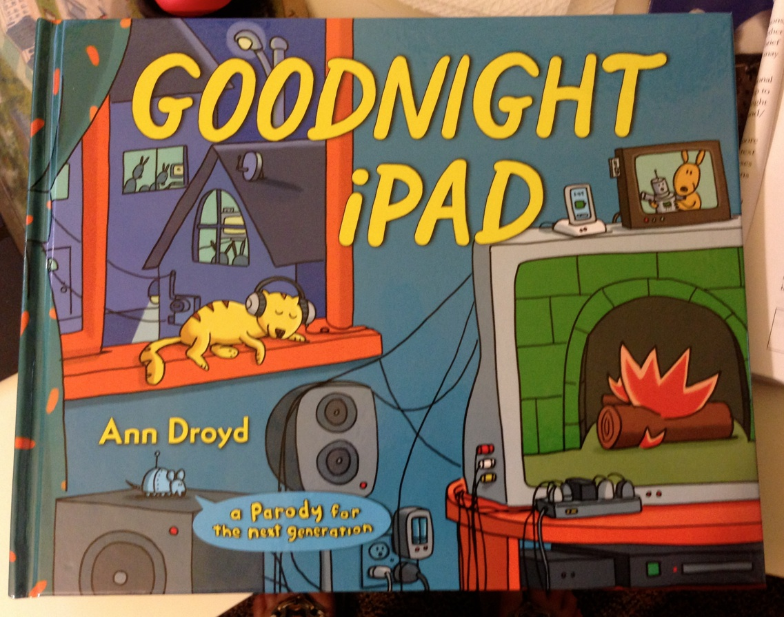 Goodnight, iPad