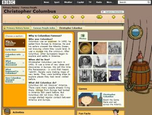 christopher columbus real