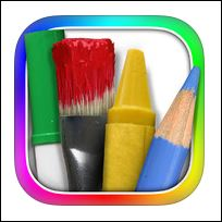 Drawing Pad App logo