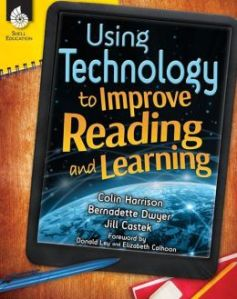Book  cover of Using Technology to Improve Reading and Learning