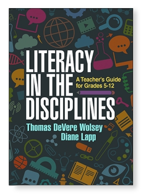 Literacy Disciplines Cover